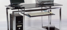 Why Glass Computer Desks Are The Trend of This Year?