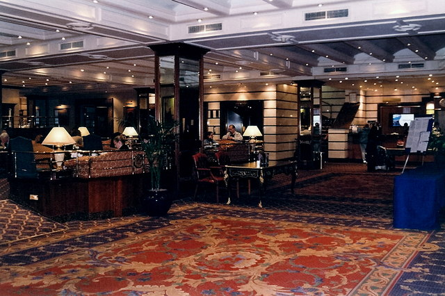 lobby Why Burlington Hotel is The Best in Dublin?