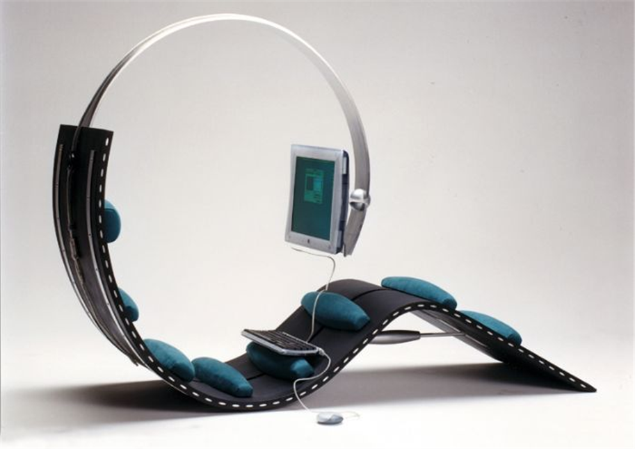 lounge 45 Marvelous Images for Futuristic Furniture