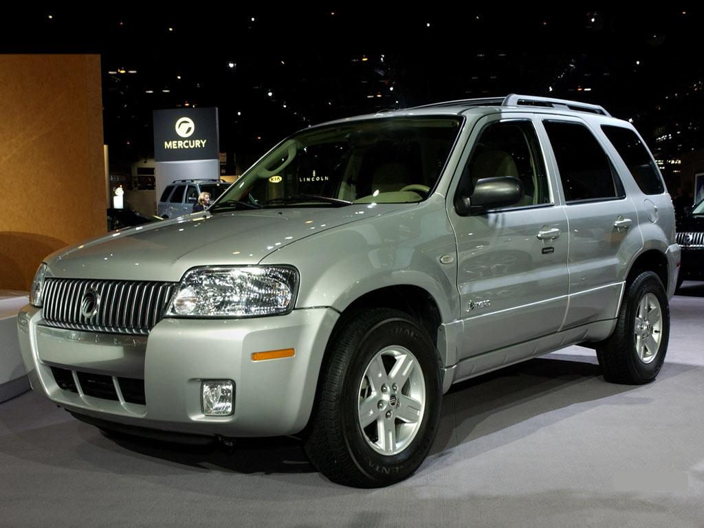 mercury_mariner_hybrid Top 30 Eco Friendly Cars