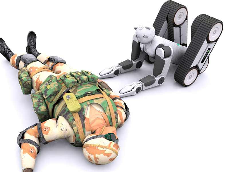 military battlefieldbear 7 Newest Robot Generations and Their Uses