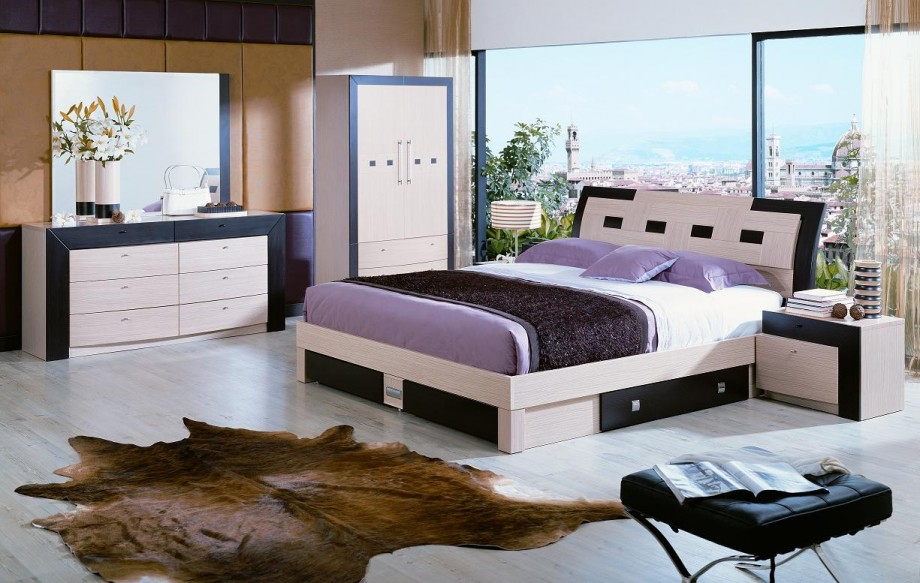 modern-bedroom-contemporary-furniture-design-modern-bedroom How to Choose Contemporary Bedroom Furniture
