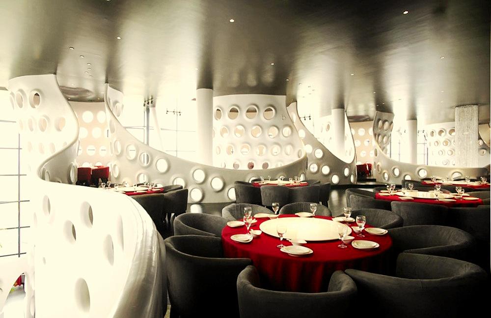 modern-restaurant-interior-design-honeycomb_jv 23 Most Awesome Interior Designs for Restaurants
