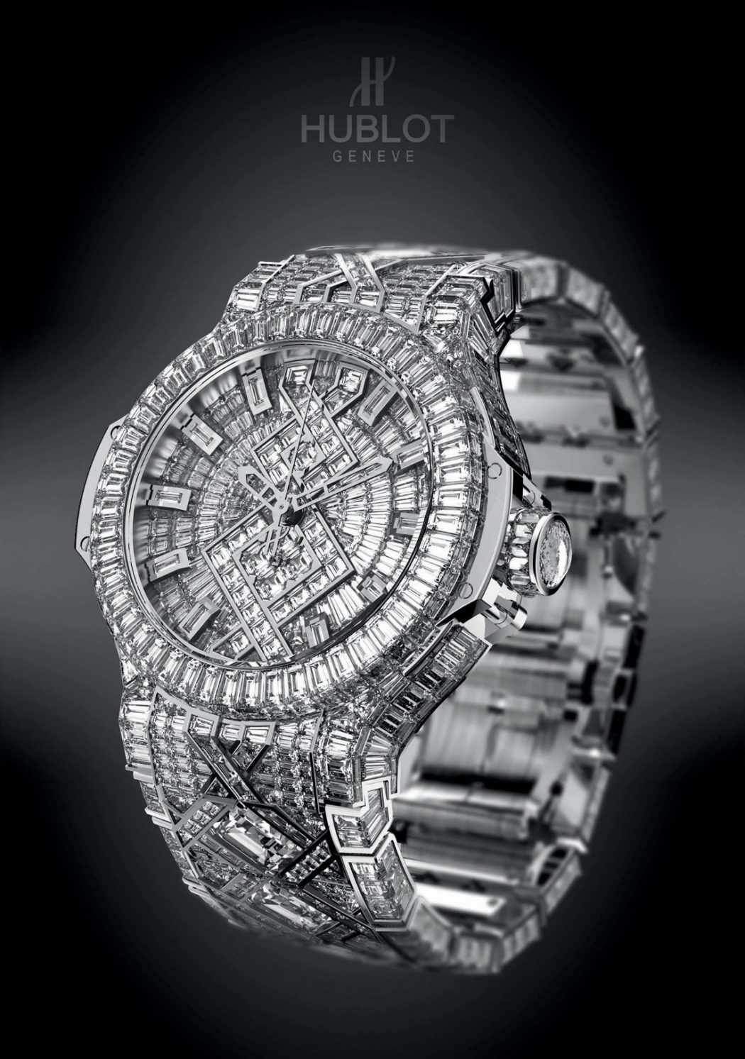 most_expensive_watch_Hublot 11 Most Expensive Diamond Watches