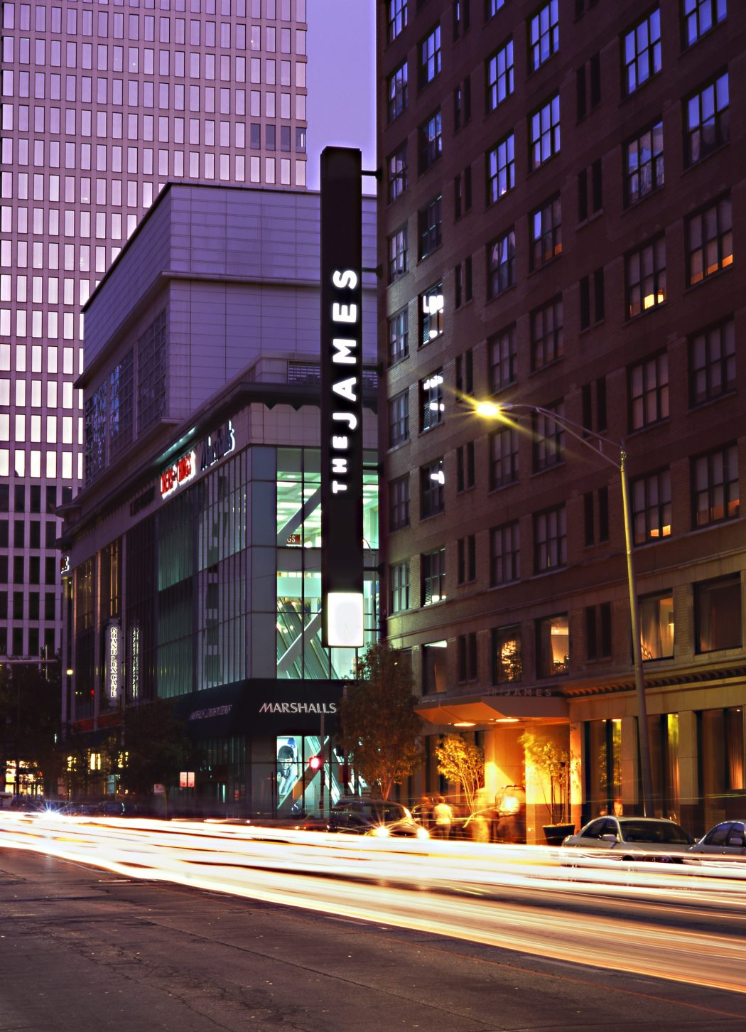 james hotel chicago is popular do you know why pouted