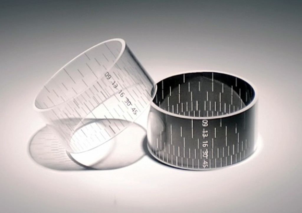 orbit The Most 10 Transparent Watches in The World