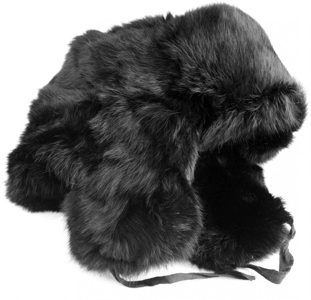 rabbit-fur-hat. Best 10 Ideas for Choosing Winter Gifts