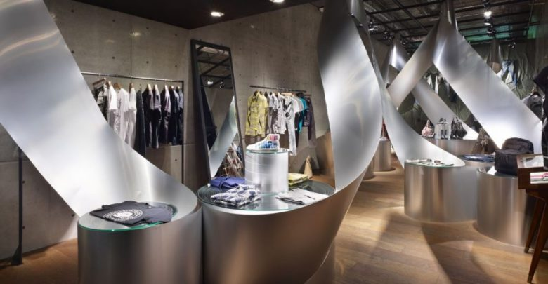 The Most Creative Retail Design Ideas | Pouted.com