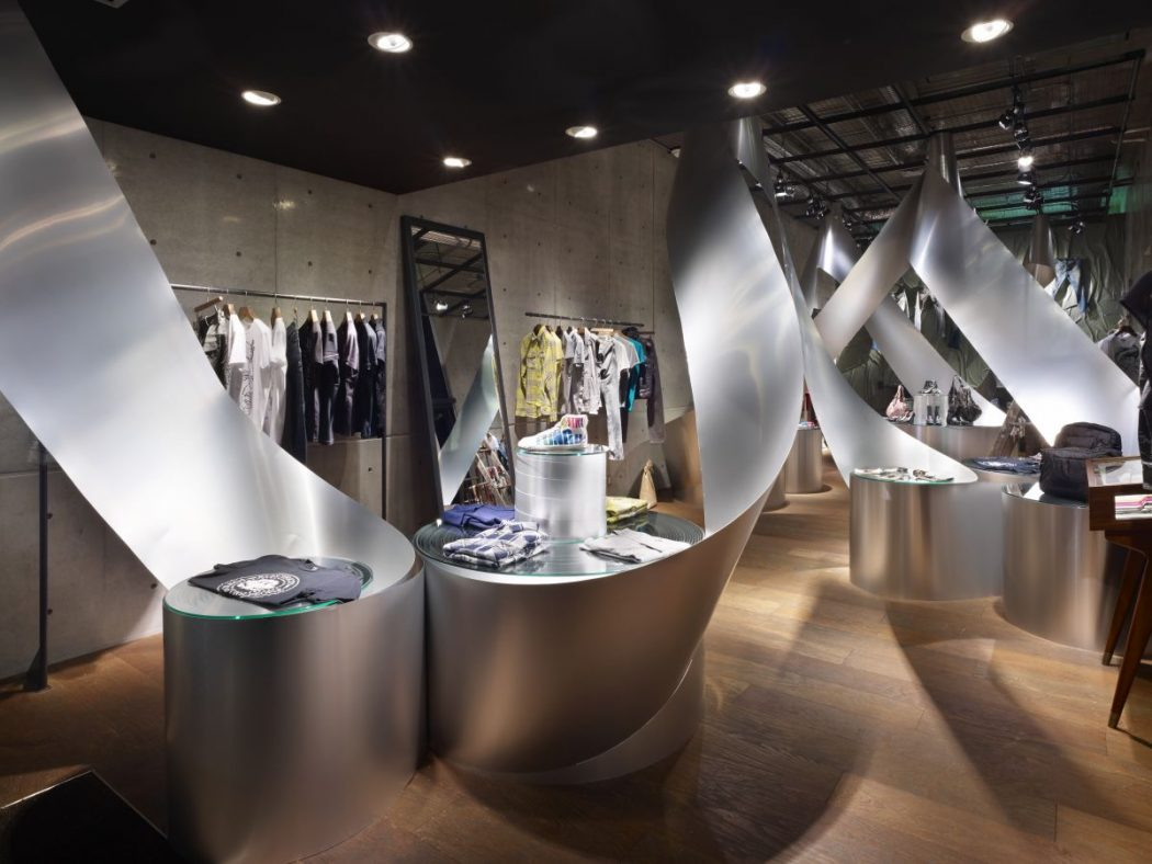 The most creative retail design ideas for High design jewelry nyc