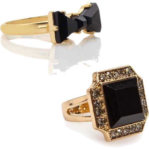 rings1 Top Jewelry Trends That will Amaze YOU!