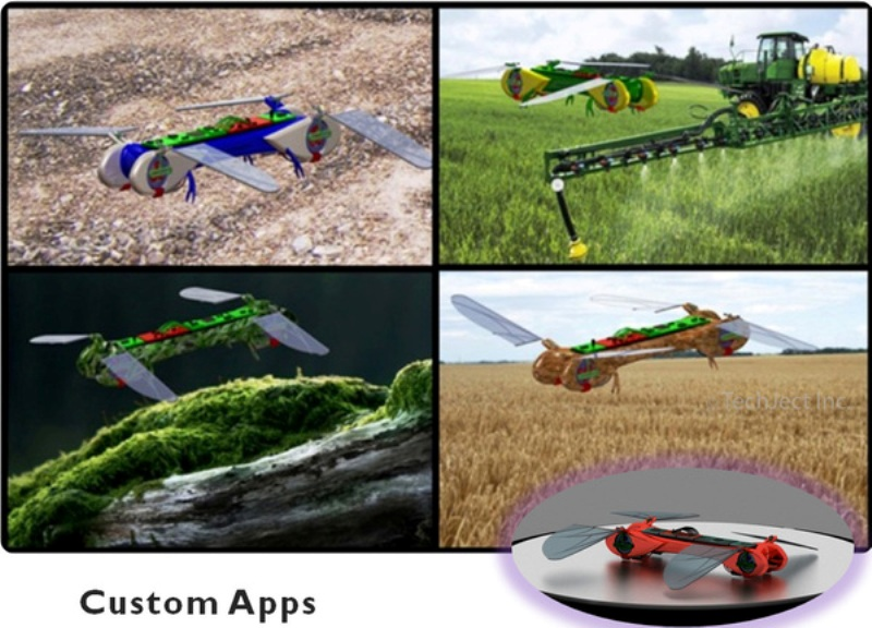 robotic Robotic Dragonflies That Will Dazzle You