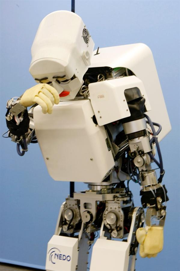 sadrobot Robot Boy Turned Fiction to Reality