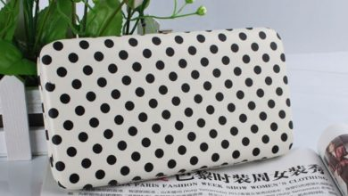 SALE Stylish Hard Wallet Fashionable Polka Dot Hard Wallet Amazing colors Everything Else