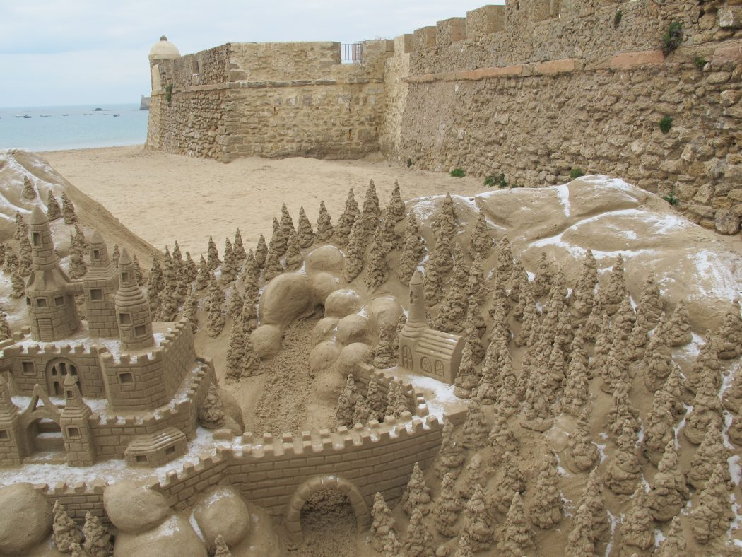 sand-sculpture1 The Best 10 Videos and 30 images for Sand Art