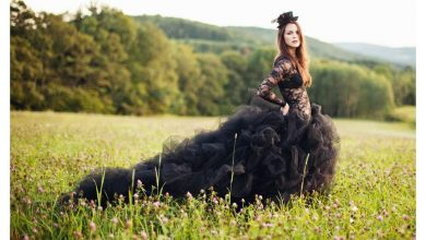 Photo of 19 Special Collection of Long Black Dresses