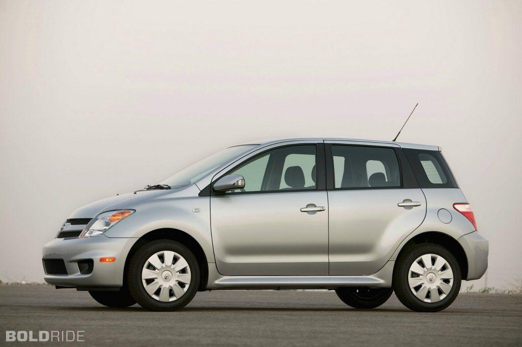 scion-xa Top 30 Eco Friendly Cars