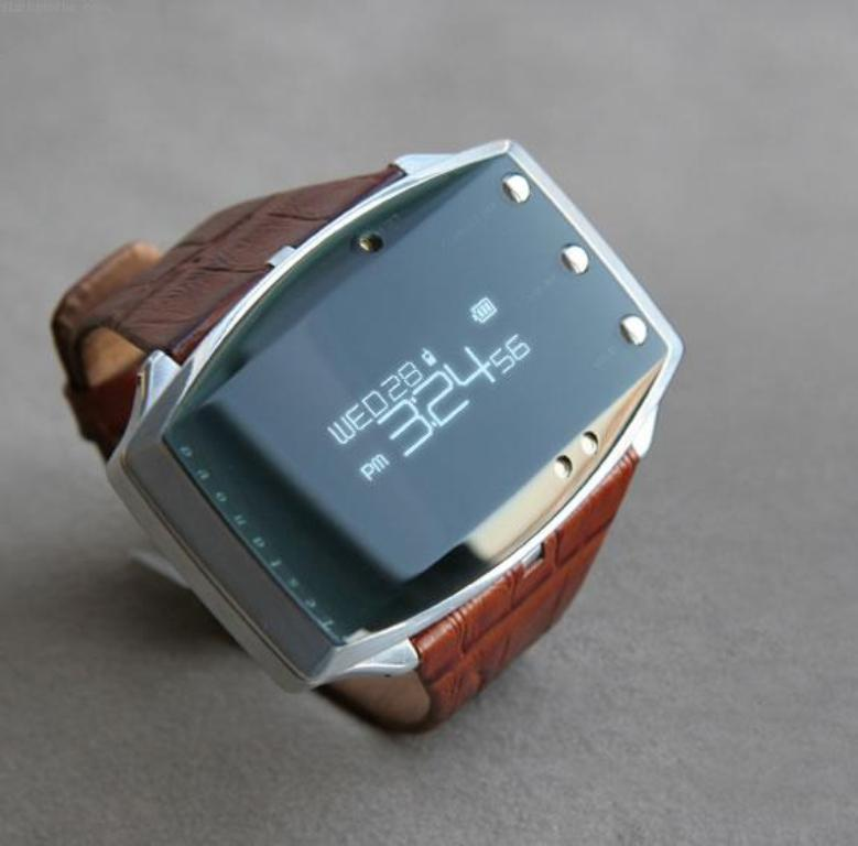 seiko-bluetooth_watch Top 35 Amazing Futuristic Watches