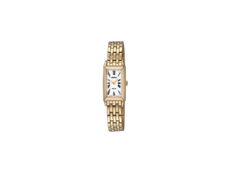 seiko-gold-plated-solar-watch-sup032p1 Most 35 Stylish Solar Powered Timepieces