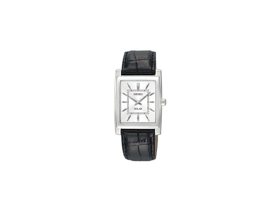 seiko-leather-strap-solar-watch-sup895p2 Most 35 Stylish Solar Powered Timepieces