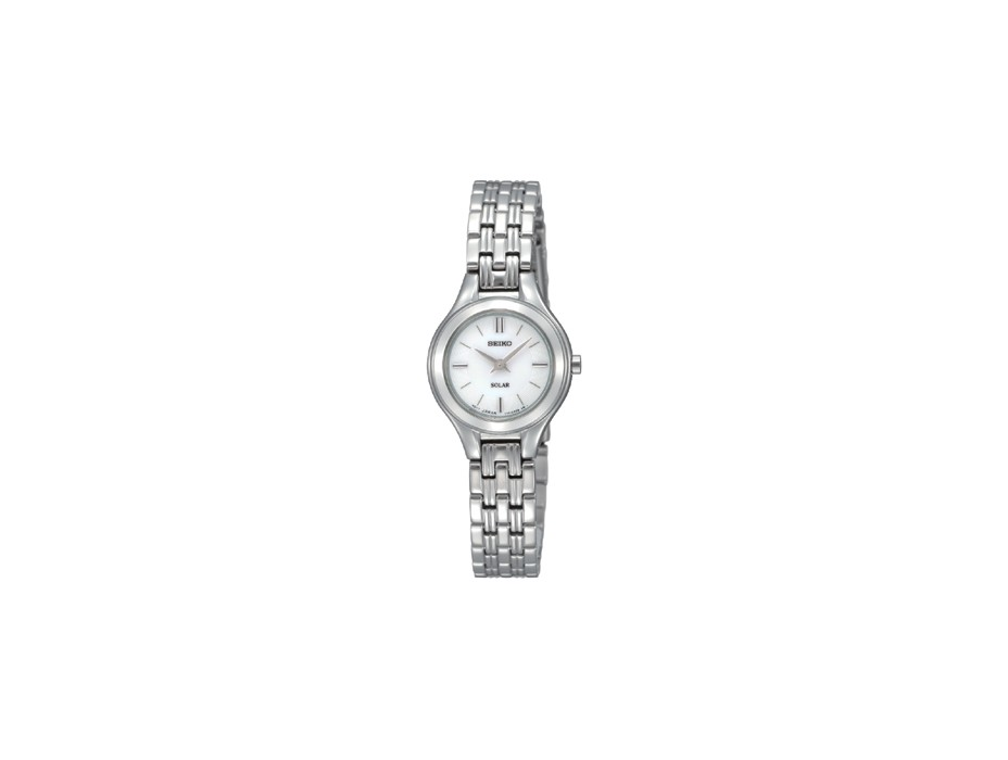 seiko-stainless-steel-solar-watch Most 35 Stylish Solar Powered Timepieces