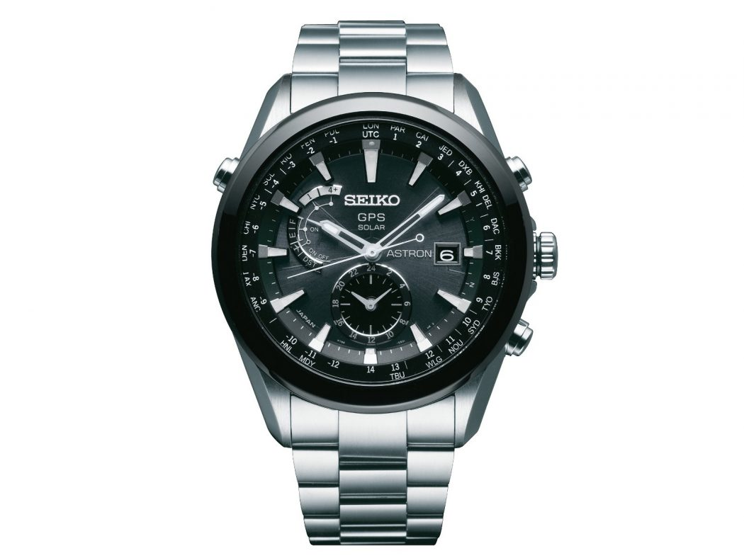 seiko1 Most 35 Stylish Solar Powered Timepieces