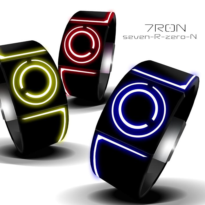 seven-R-zero-N Top 35 Amazing Futuristic Watches