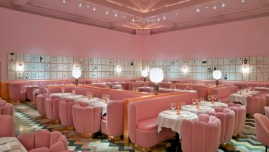 Photo of 23 Most Awesome Interior Designs for Restaurants