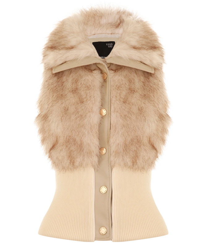 sleeveless-fur Best 10 Ideas for Choosing Winter Gifts