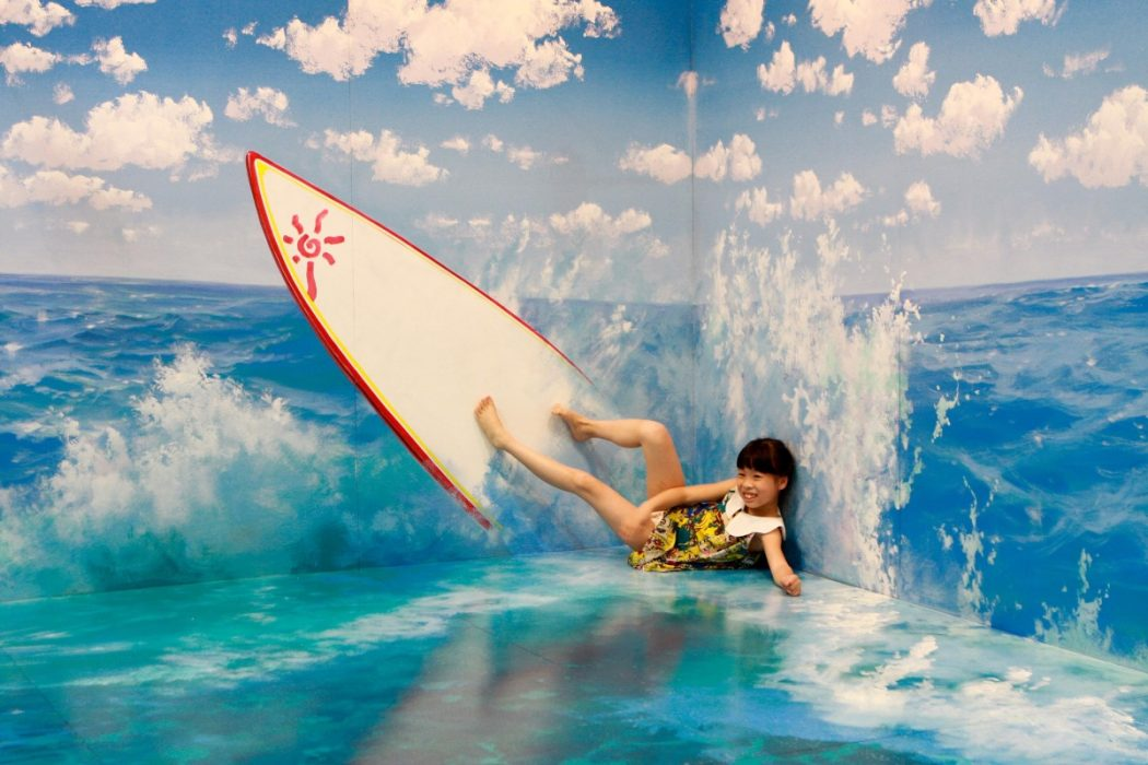 slide 45 Stunning 3D Paintings for Decoration