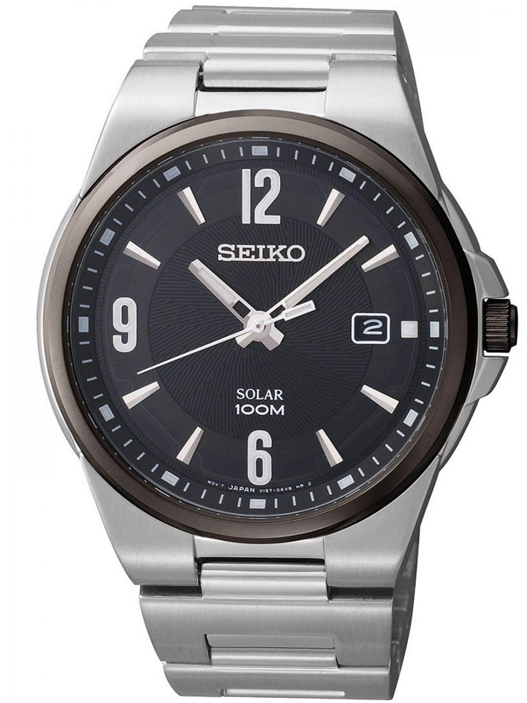 splar-100m Most 35 Stylish Solar Powered Timepieces