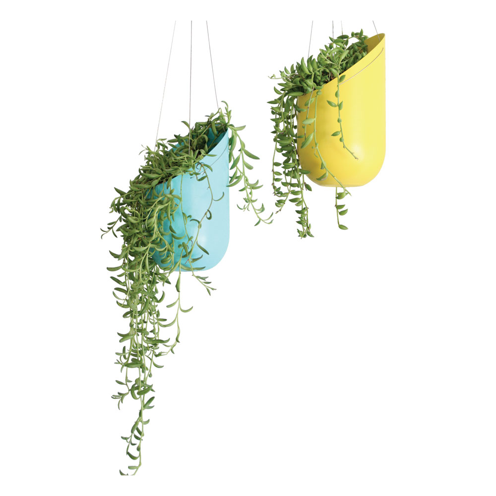 squared-Hanging-Planter1 How To Make Plants A Part Of Your Home Decoration?