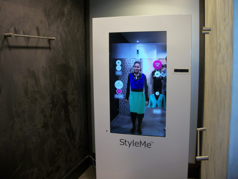 style-me. You Can Try Clothes on Without Wearing Them Using That Software?