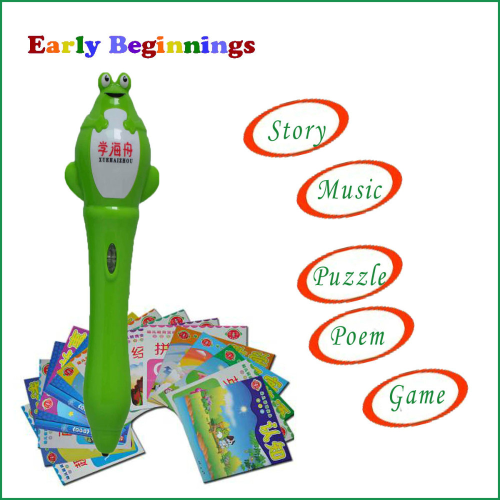 talking-translator Surprising and Magical Translator Pens For Readers and Students