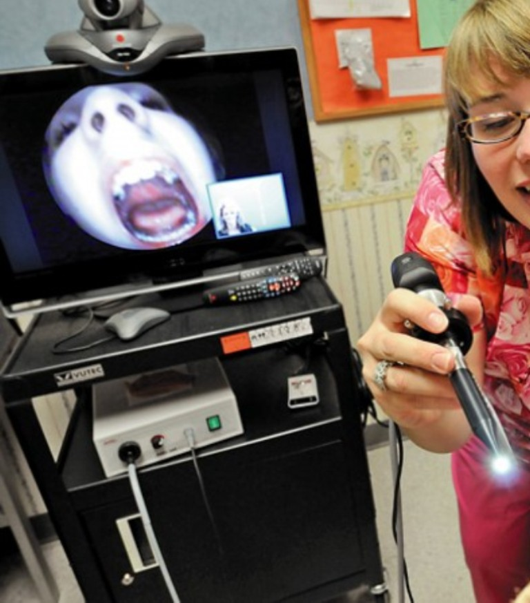 telemedicine. Do You Believe That There Are Cameras Which Can Be Swallowed