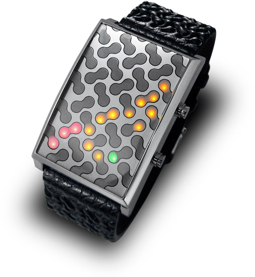 tokyoflash-infection Top 35 Amazing Futuristic Watches