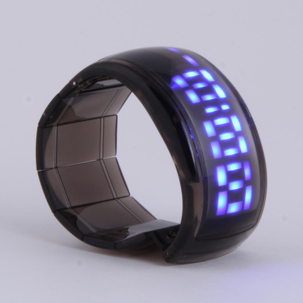transparent2 Top 35 Amazing Futuristic Watches