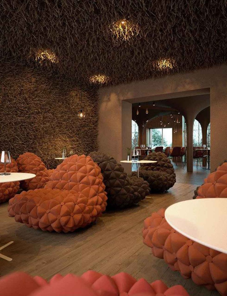 twister_restaurant_interiors 15 Innovative Interior Designs for Restaurants