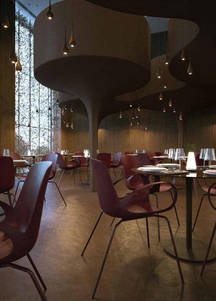 twister_restaurant_interiors_07-736x1024 15 Innovative Interior Designs for Restaurants