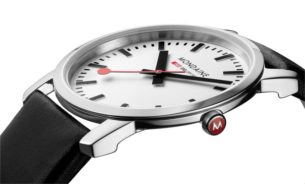 ultra-thin-Mondaine-white3 The World's 15 Thinnest Watches