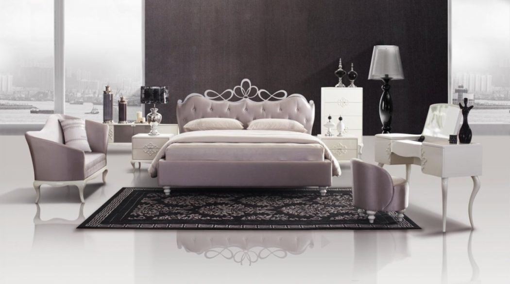 How to choose contemporary bedroom furniture - Choosing contemporary modern furniture ...