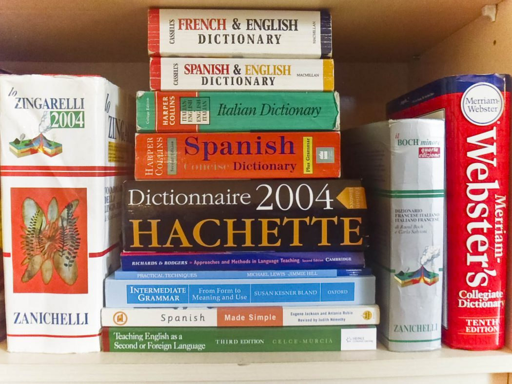 vocabolario-dictionnaire Surprising and Magical Translator Pens For Readers and Students