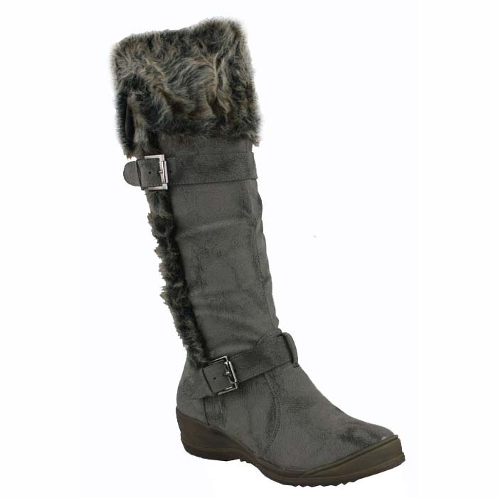 wedge-heel-winter-boots_grey2 Best 10 Ideas for Choosing Winter Gifts