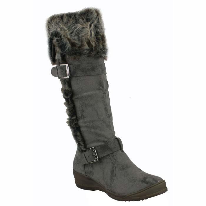 wedge-heel-winter-boots_grey2 Best 10 Ideas for Choosing Winter Gifts