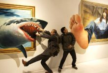 Photo of 45 Stunning 3D Paintings for Decoration