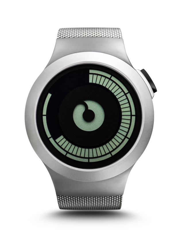 ziiiro_saturn_watch_2 Top 35 Amazing Futuristic Watches