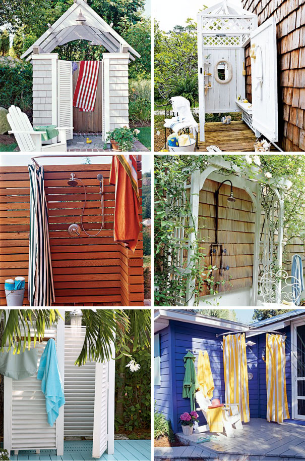081809-outdoor-shower Outdoor Showers Can Make You Feel Cool In The Hot Summer