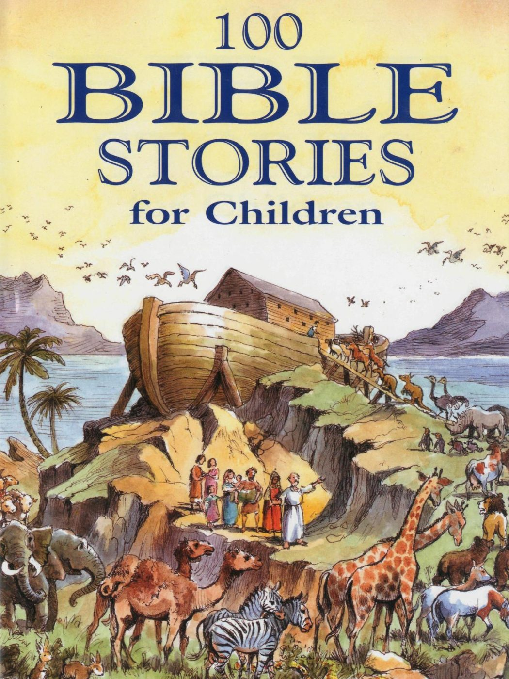 09449_1-award-publications-100-bible-stories-for-children 15 Creative giveaways ideas for kids