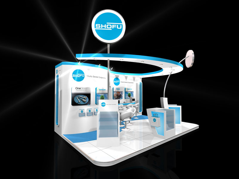 Marketing Exhibition Stand Design : Visual marketing and business promotion through exhibition