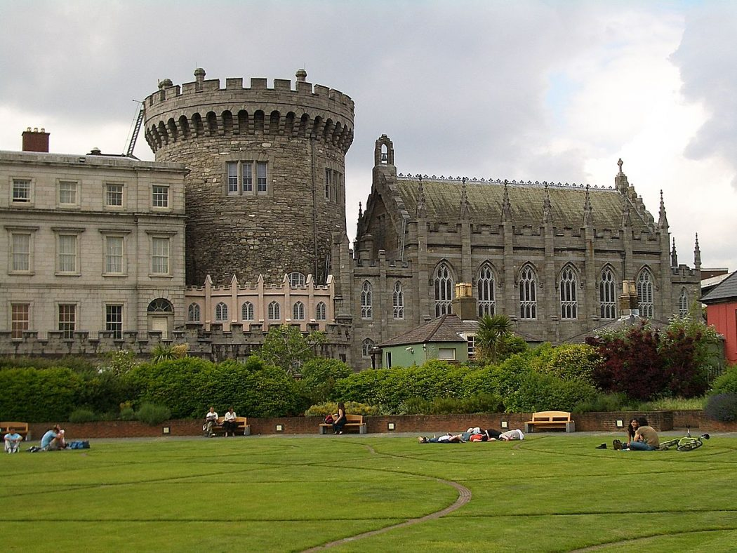 1280px-E4395-Dublin-Castle Camden Court Hotel Review