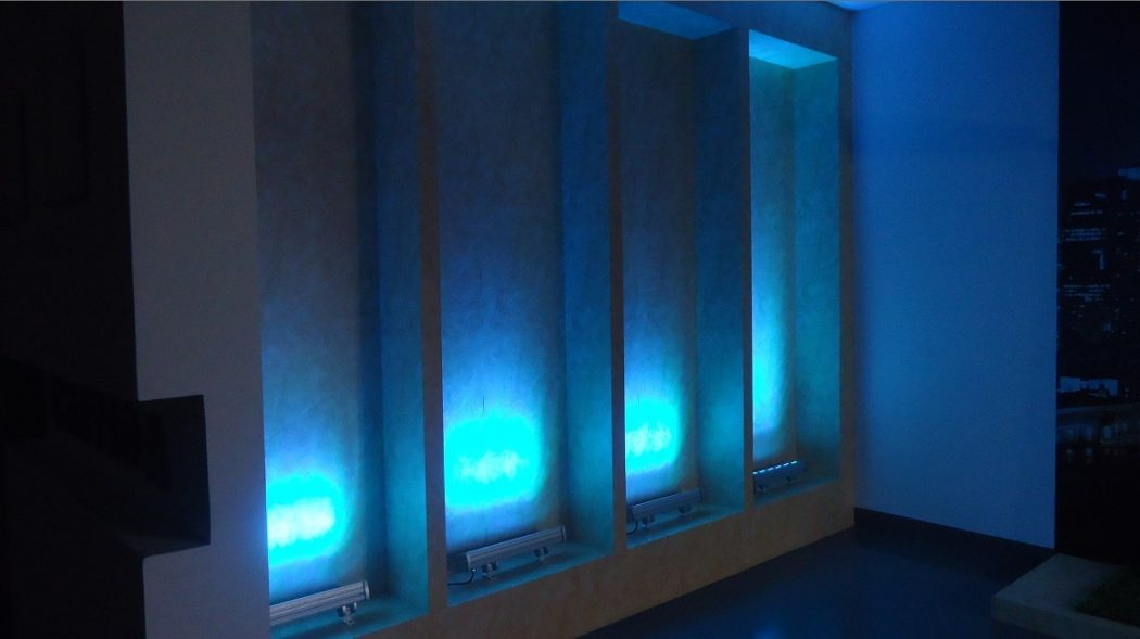 153 LEDs 10 uses in Architecture